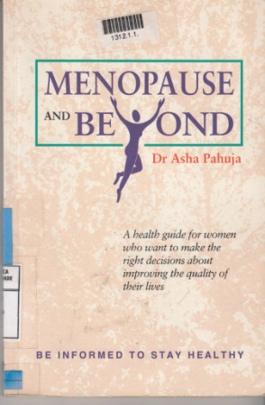 MENOPAUSE AND BEONDD