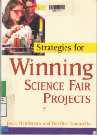 Image of STRATEGIES FOR WINNING SCIENCE FAIR PROJECTS